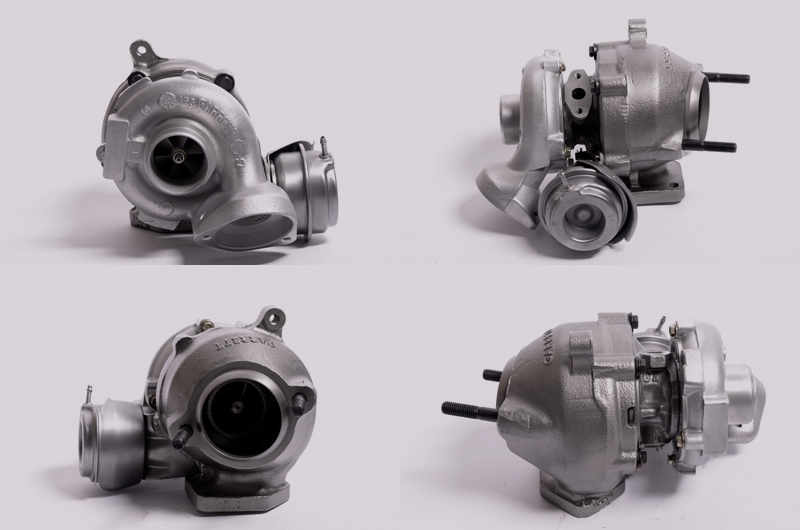 turbolader garrett bmw 320d e46 150ps m47tu 750431 717478