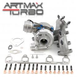 Bild 1 Generalüberholter Turbolader mit 24 Monaten Garantieinkl. Dichtungssatz für Seat Alhambra–Volkswagen Sharan–Ford Galaxy