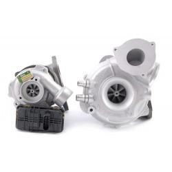 Bild 1 Generalüberholter Bi – Turbolader Stufe 1 + Stufe 2 für BMW 125 d