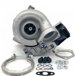 Turbolader für BMW 120d...
