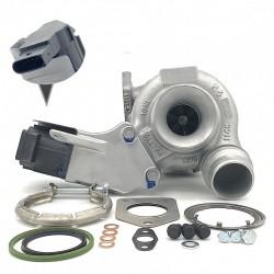Turbolader BMW 120D E81E82...