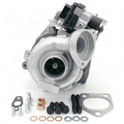 Turbolader für BMW 520d E60...