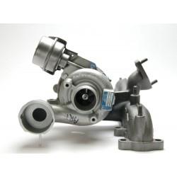 Bild 1 Generalüberholter Turbolader Inkl. Dichtungssatz mit 24 Monaten Garantie für Volkswagen Polo Seat Ibiza FR Skoda Fabia