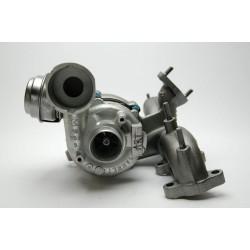Bild 1 Generalüberholter Turbolader Inkl. Dichtungssatz mit 24 Monaten Garantie für Audi A3 Volkswagen Golf IV Skoda