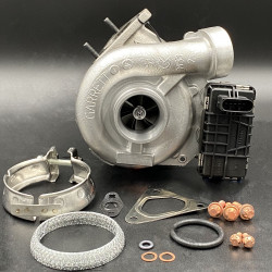 Turbolader Mercedes E...