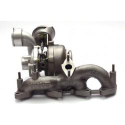 Bild 2 Generalüberholter Turbolader inkl. Dichtungssatz für Audi Volkswagen Seat Skoda