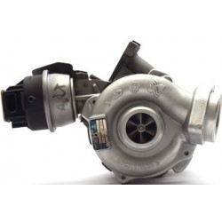 Bild 1 Generalüberholter Turbolader für Seat Exeo Seat Exeo ST 2.0 TDI 88KW 120PS 100KW 136PS 105KW 143PS CAGA CAGB CAGC