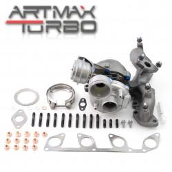 Bild 1 Generalüberholter Turbolader inkl. Dichtungssatz für Audi Volkswagen Seat Skoda 2.0 TDI 100KW / 136PS