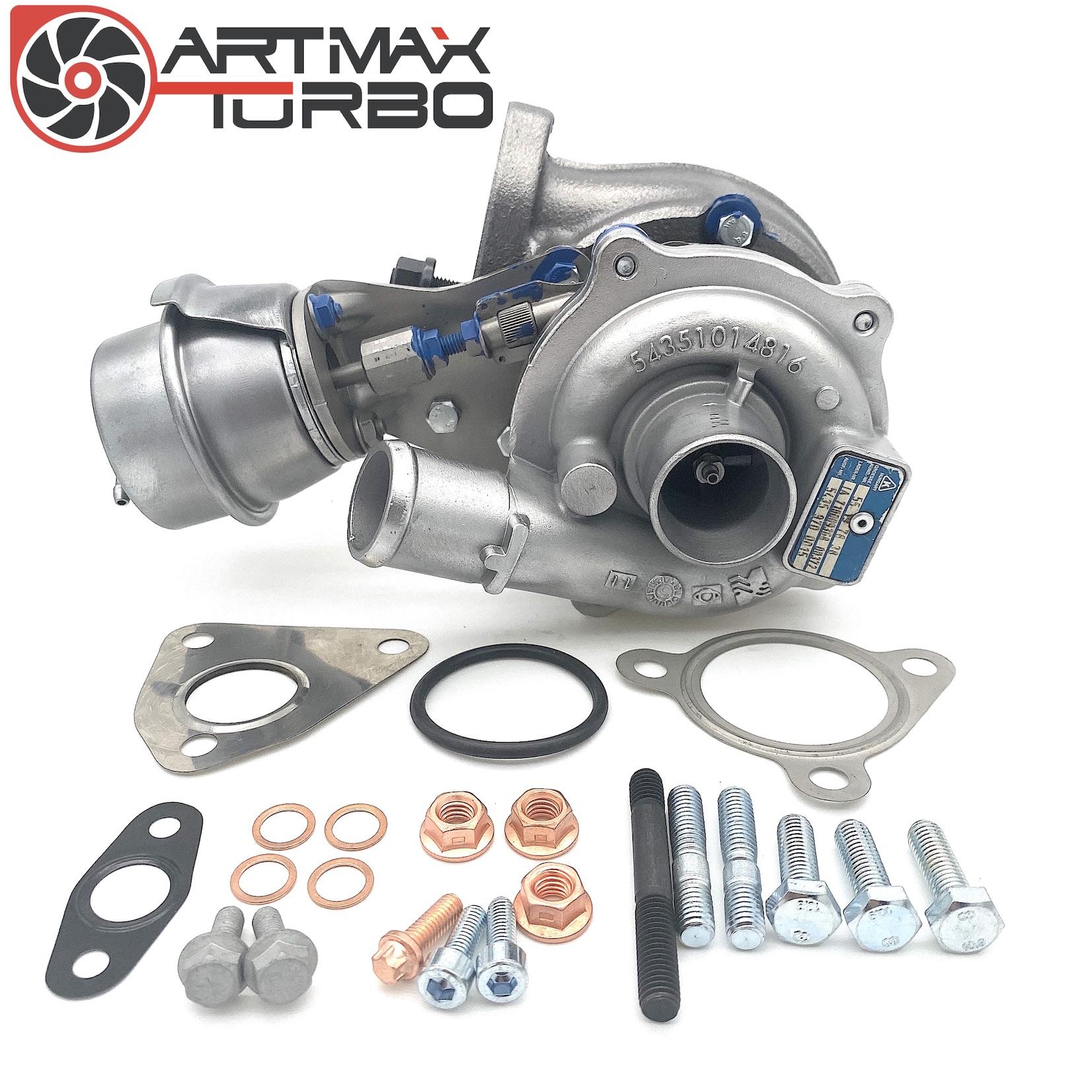 Turbolader Turbo Opel Astra Corsa 1.3 CDTi 90 PS Z13DTH 54359880015